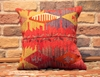 Decorative semi-old Kilim Pillow Cover