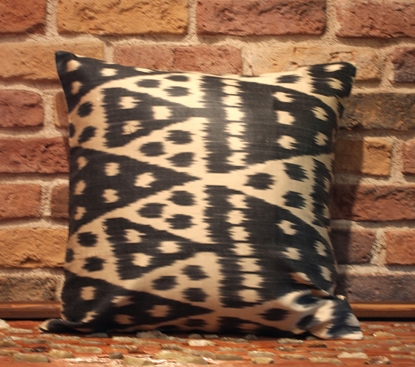 Picture of SILK IKAT PILLOW
