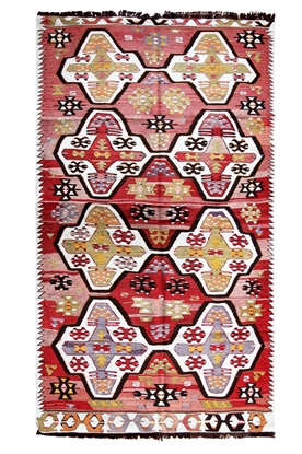 Picture of VINTAGE KILIM