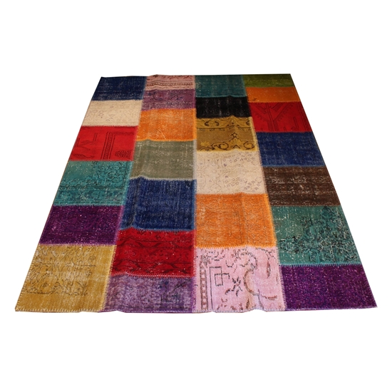 Picture of PATCHWORK CARPET